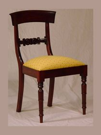 Victorian Carved Chair