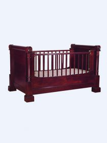 French Empire Cot