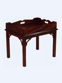 Fretwork Butlers Tray